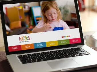 Preschool Website